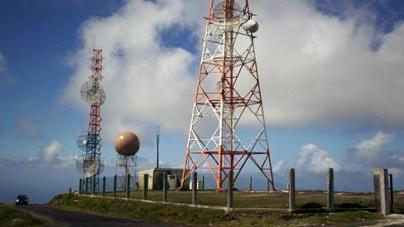 Ilha Terceira // Radar meteorológico de Santa Bárbara avança ainda este ano