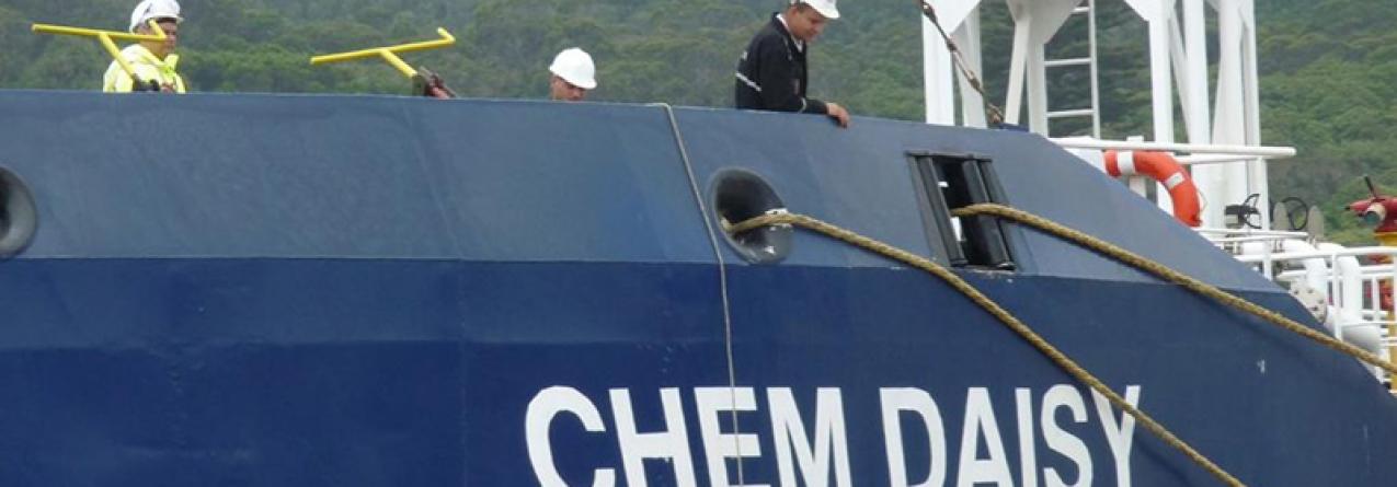 Tripulantes de navio abandonado nos Açores já receberam salários em atraso