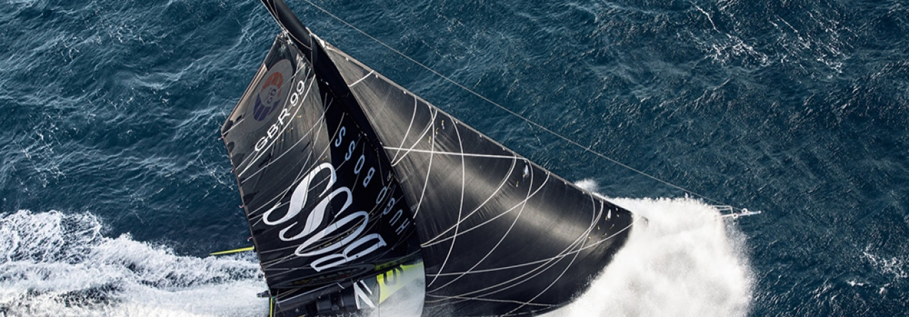 """Vendée Globe: Açores """"sopram"""" Thompson para recorde do mundo"""