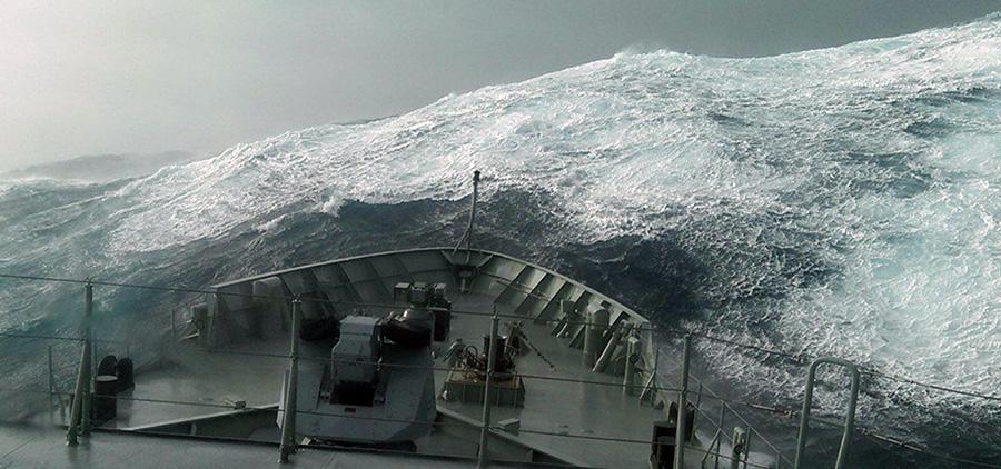 Mais de 1500 operacionais da Marinha e autoridade marítima de prevenção devido ao mau tempo