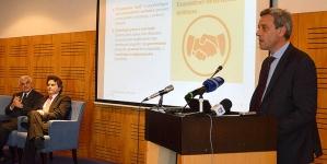 Governo dos Açores pretende desenvolver um 'cluster' do Mar, afirma Gui Menezes