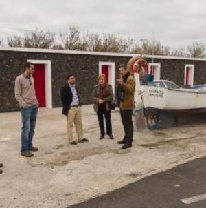 Ilha Terceira // Porto de pesca dos Biscoitos vai ter aumento de valências e Museu Baleeiro