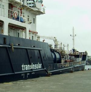 Transinsular confirma a compra do seu primeiro navio-tanque, o NT 'São Jorge'