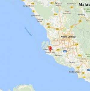 Malásia construirá mega-porto de 45 mil milhões de dólares em Pulau Carey