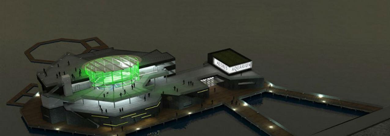 Promotores de aquário em Ponta Delgada abdicam de projeto se não encontrarem parceiros