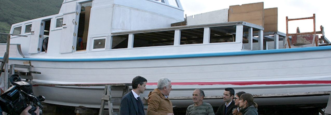 """Ilha do Pico // Não pôr a Espalamaca novamente a navegar """"é assassinar a história"""""""