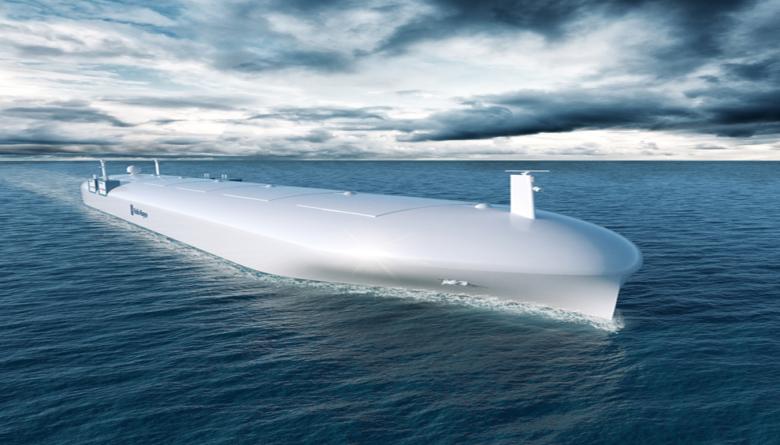 Automação no sector marítimo: Rolls-Royce planeia testar navios sem tripulação em 2020