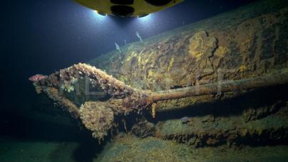 Submarino alemão da II Guerra Mundial encontrado nos Açores na Ilha do Pico