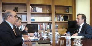 Vítor Fraga pede celeridade ao Governo da República para recuperação do Cais NATO em Ponta Delgada