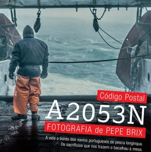 """Biblioteca Pública e Arquivo Regional João José da Graça expõe """"Código Postal: A2053N"""", de Pepe Brix"""