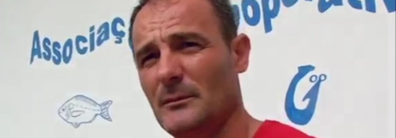 Lázaro Silva foi reeleito presidente da Associação de Pescadores Graciosenses