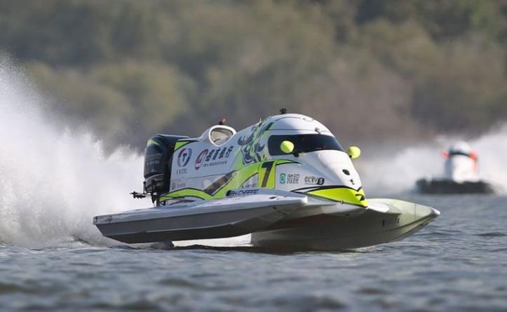 PORTIMÃO // Estuário do rio Arade acolhe prova do Campeonato do Mundo de Fórmula 1 em Motonáutica