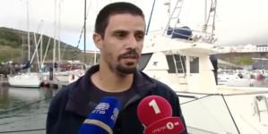Equipa forense da Marinha vasculha fundo do mar da Terceira à procura de ilegalidades (vídeo)