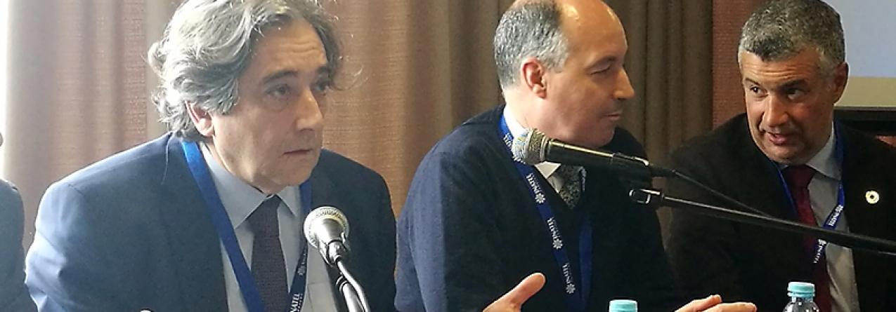 """""""A próxima década deveria ser a da coesão pela diferenciação"""", afirmou Serrão Santos"""