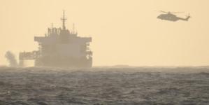 """Explosão no navio mercante """"Tamar"""" provocou dois e mortos e dois feridos graves"""