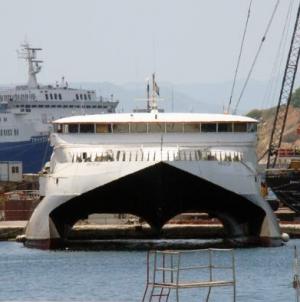 Gregos põem em causa navio para as Festas do Senhor Santo Cristo e futuro da Atlânticoline