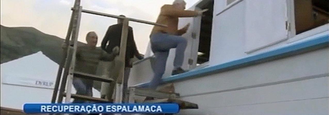 Recuperar Espalamaca apenas para fins museológicos (vídeo)