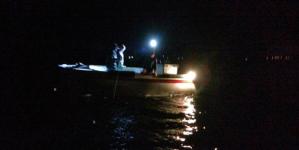 São Miguel // Polícia Marítima interceta embarcação a atuar ilegalmente em reserva natural