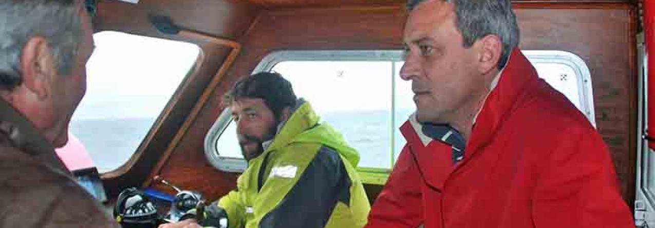 Gui Menezes afirma que não é aceitável continuar a alimentar uma imagem negativa dos pescadores
