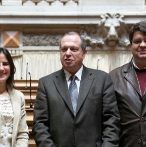Os deputados do PS eleitos pelo círculo dos Açores apresentam na Assembleia da República iniciativa sobre extensão da plataforma continental