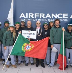 Portugal é Vice-Campeão Mundial de Surf