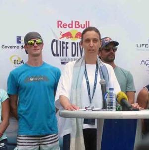 Governo dos Açores garante continuidade do Red Bull Cliff Diving em 2018