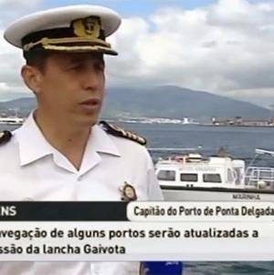 Cartas náuticas dos Açores em atualização (vídeo)