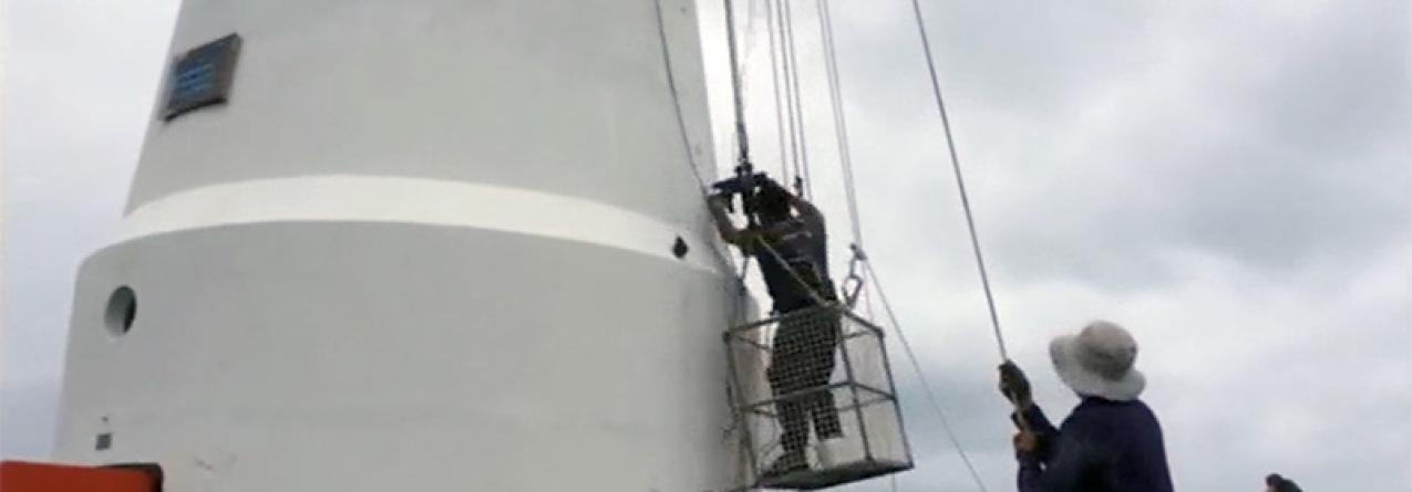 Reforçada a rede de faróis e farolins da ilha de São Miguel (Vídeo)