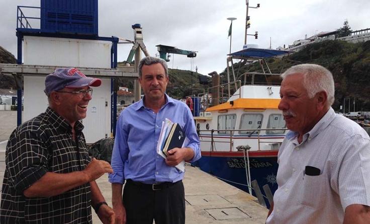 POSEI Pescas começou a ser pago aos pescadores açorianos