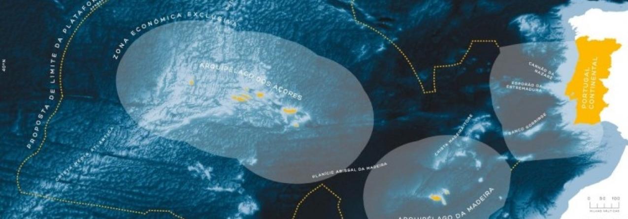 Açores dão a Portugal a maior plataforma continental (som)