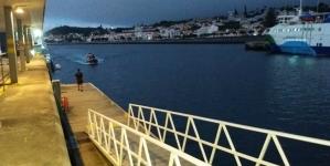 Aluno da Escola Naval iItaliana resgatado ao largo da ilha do Faial