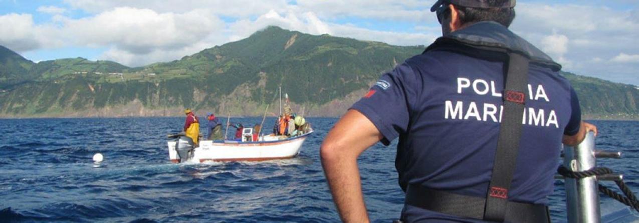 Polícia Marítima deteta embarcação a operar arte de pesca ilegalmente em São Miguel