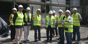Marta Guerreiro afirma que a reabilitação da Fábrica da Baleia de Porto Pim é mais um passo no modelo de desenvolvimento sustentável do Turismo