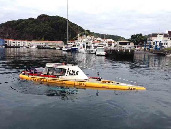 Submarino da II Guerra Mundial afundado a sul do Pico irá receber classificação de património arqueológico, afirma Gui Menezes