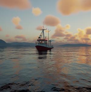 Quota de pesca do bacalhau no mar de Barents pode diminuir em 2018