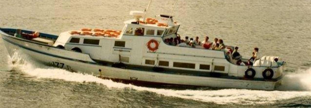 """Marinha cede motores para que a lancha """"Espalamaca"""" volte a navegar"""