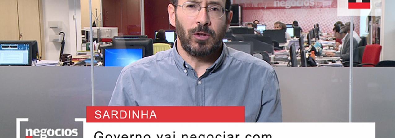 Confirma-se: Portugal deve suspender totalmente pesca da sardinha