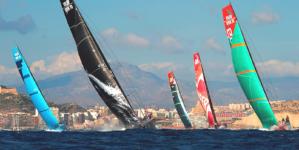 Volvo Ocean Race 'largou' de Alicante rumo ao Porto Santo