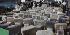 Quase 4 toneladas de cocaína apreendidas na área do mar da Madeira