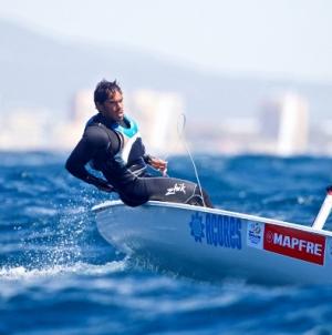 Rui Silveira em 34.º no Europeu de Laser