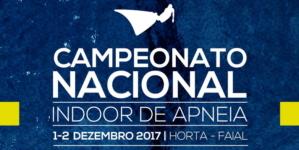 Campeonato Nacional Indoor de Apneia 2017 na ilha do Faial
