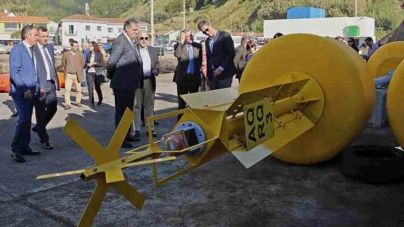 """Arranque da aquacultura offshore """"abre novos horizontes"""" para a rentabilidade do Mar"""