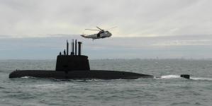 Submarino militar argentino desapareceu com 44 pessoas a bordo