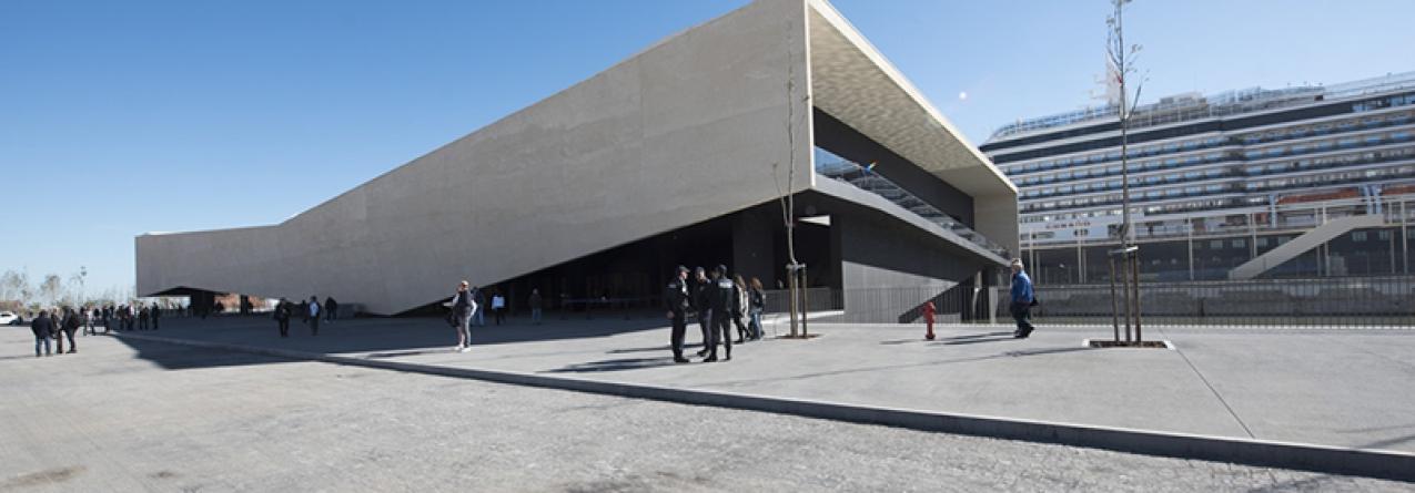 Novo terminal de cruzeiros de Lisboa. Já podem chegar mais 300 mil turistas a Lisboa. E a prudência?