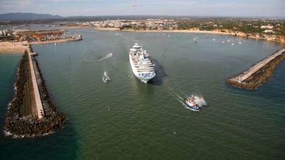 17,5 milhões investidos no porto de Portimão