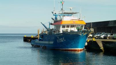 Portos dos Açores prevê desmontar baixio à entrada do porto da Calheta