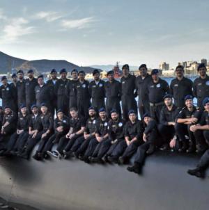 Submarino português esteve 50 dias debaixo de água em operação naval europeia