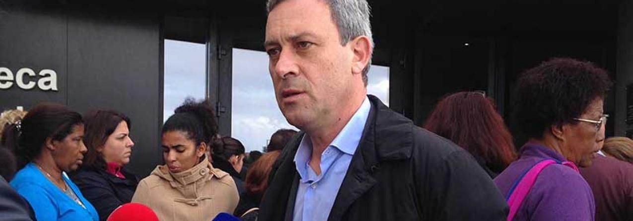 Direitos dos trabalhadores da fábrica da COFACO no Pico serão assegurados, afirma Gui Menezes