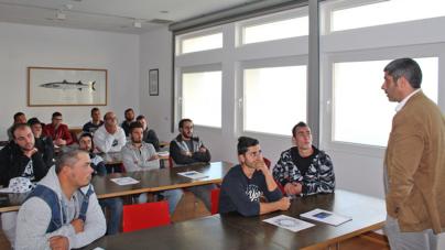 Direção Regional das Pescas promove cursos de pescador em São Miguel e na Terceira