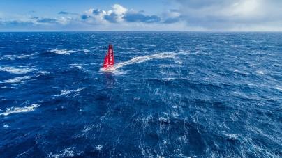 Volvo Ocean Race: Mapfre retoma a competição a todo o pano